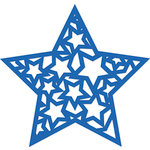 Kaisercraft - Decorative Dies - Decorative Star