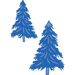 Kaisercraft - Christmas - Decorative Dies - Fir Trees