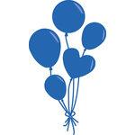 Kaisercraft - Decorative Dies - Balloons