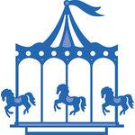 Kaisercraft Carousel Decorative Dies