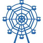 Kaisercraft - Decorative Dies - Ferris Wheel