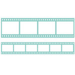 Kaisercraft - Decorative Dies - Film Strip Borders
