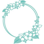 Kaisercraft - Decorative Dies - Hydrangea Circle