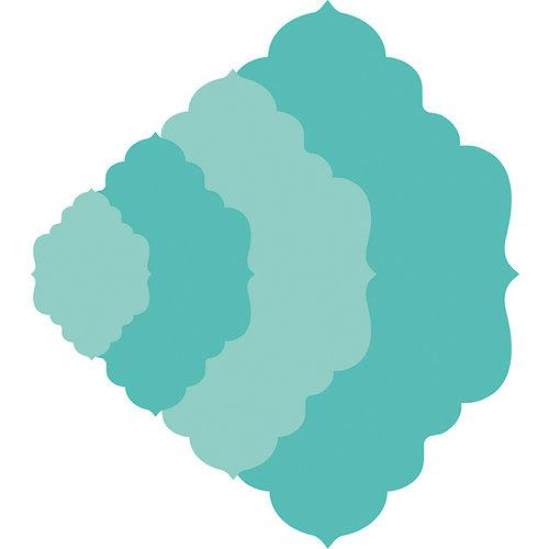 Kaisercraft - Decorative Die - Nesting Label Frame