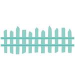 Kaisercraft - Decorative Die - Wooden Fence