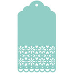 Kaisercraft - Decorative Die - Lacey Tag