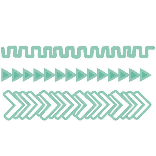 Kaisercraft - Decorative Dies - Tribal Strips