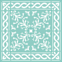 Kaisercraft - Decorative Dies - Patterned Tile
