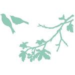 Kaisercraft - Decorative Dies - 2 Birds Branch