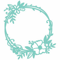Kaisercraft - Decorative Dies - Floral Frame