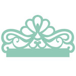 Kaisercraft - Decorative Dies - Large Tag Border