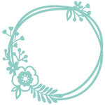Kaisercraft - Decorative Dies - Posy Circle