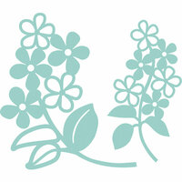 Kaisercraft - Decorative Dies - Pretty Floral Branches