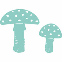 Kaisercraft - Decorative Dies - Toadstools