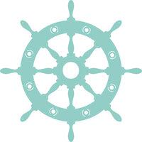 Kaisercraft - Decorative Die - Captains Wheel