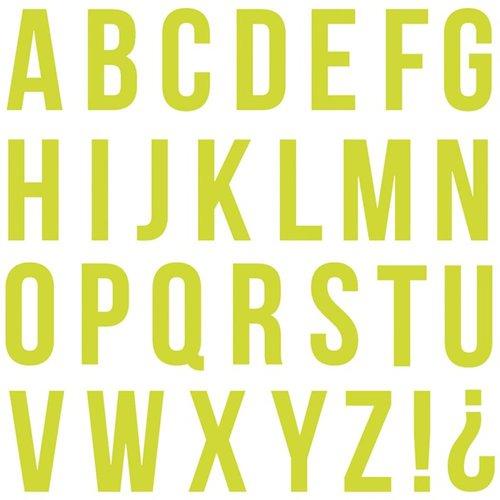 Kaisercraft - Decorative Dies - Alphabet Uppercase