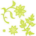 Kaisercraft - Decorative Dies - Botanical