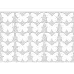 Kaisercraft - Decorative Dies - Card Creations - Butterflies Cardfront
