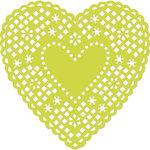 Kaisercraft - Decorative Dies - Heart Doily