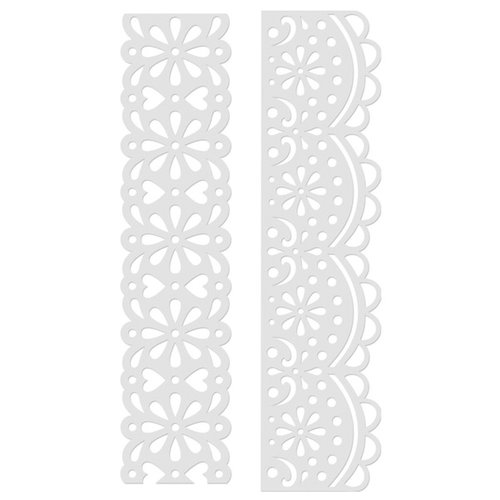Kaisercraft - Decorative Dies - Lace Borders
