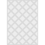 Kaisercraft - Decorative Dies - Stitched Lattice - C6