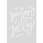 Kaisercraft - Christmas - Decorative Dies - Quote - Tis the Season - C6