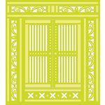 Kaisercraft Ornate Doors Decorative Dies