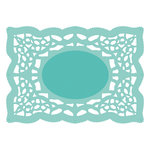 Kaisercraft - Decorative Die - Rectangle Doily