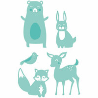 Kaisercraft - Decorative Dies - Animal Friends
