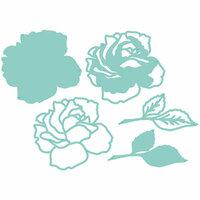 Kaisercraft - Decorative Dies - Layered Rose