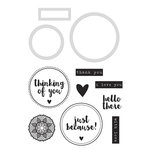 Kaisercraft - Decorative Dies and Clear Acrylic Stamps - Card Frames