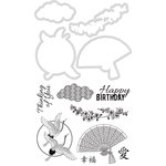 Kaisercraft - Decorative Dies and Clear Acrylic Stamps - Oriental