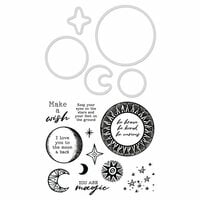 Kaisercraft - Decorative Dies and Clear Acrylic Stamps - Be Brave