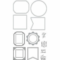 Kaisercraft - Decorative Dies and Clear Acrylic Stamps - Frames