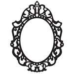 Kaisercraft - 4 x 6 Embossing Folder - Ornate Frame