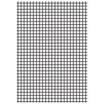 Kaisercraft - 4 x 6 Embossing Folder - Grid