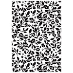 Kaisercraft - 4 x 6 Embossing Folder - Tiny Floral