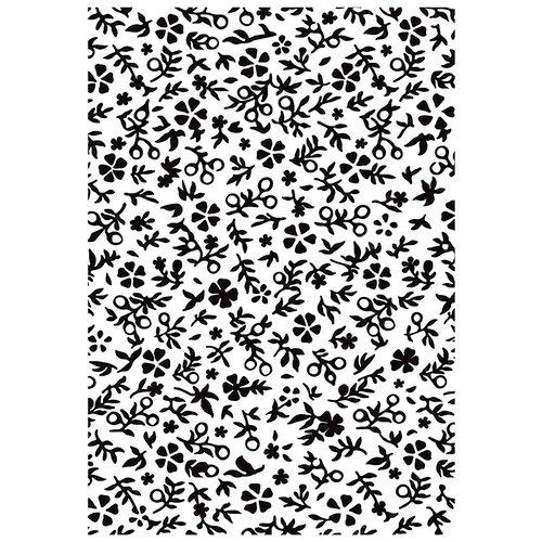 Kaisercraft - 4 x 6 Embossing Folder - Little Floral