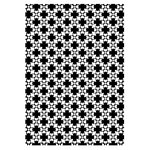 Kaisercraft - 4 x 6 Embossing Folder - Petals
