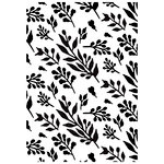 Kaisercraft - 4 x 6 Embossing Folder - Foliage