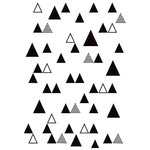 Kaisercraft - Embossing Folder - Triangle Trees