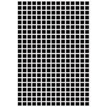 Kaisercraft - Embossing Folder - Waffle