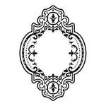 Kaisercraft - Embossing Folder - Baroque Frame