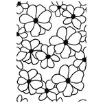 Kaisercraft - Embossing Folder - Flowers