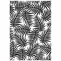 Kaisercraft - 4 x 6 Embossing Folder - Fern Leaf