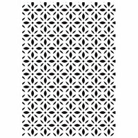 Kaisercraft - 4 x 6 Embossing Folder - Liberty