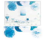 Kaisercraft - Pop Collection - Tissue Paper Pom Poms - Bubblegum - 3 Pack