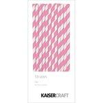 Kaisercraft - Pop Collection - Straws - Fairy Floss