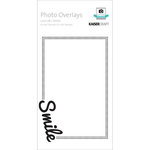 Kaisercraft - Captured Moments Collection - Photo Overlays - Love Life - White