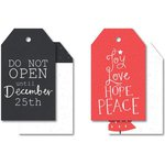 Kaisercraft - Holly Jolly Collection - Christmas - Tags